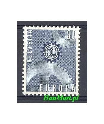 Szwajcaria 1967 Mi 850 Czyste **