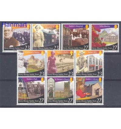 Isle of Man 2003 Mi 1074-1083 MNH
