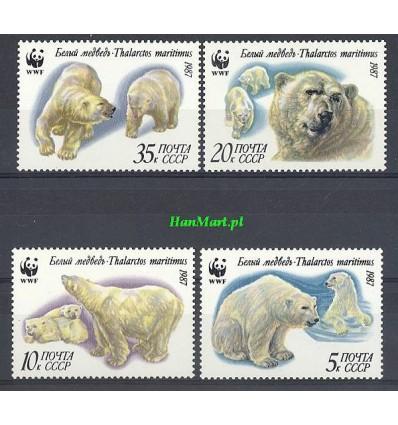 Soviet Union USSR 1987 Mi 5694-5697 MNH