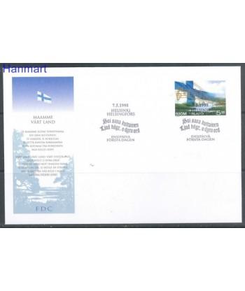 Finlandia 1998 Mi 1434 FDC