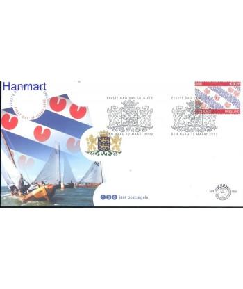 Holandia 2002 Mi 1992 FDC