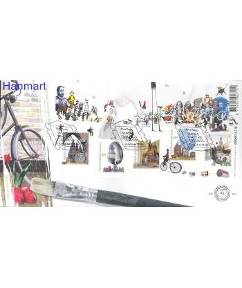 Holandia 2006 Mi bl 99 FDC