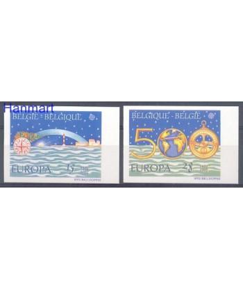 Belgia 1992 Mi  Czyste **