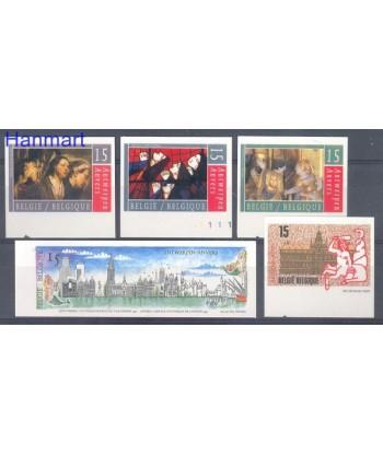 Belgia 1993 Mi  Czyste **