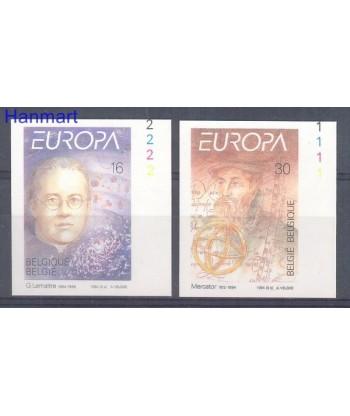 Belgia 1994 Mi  Czyste **
