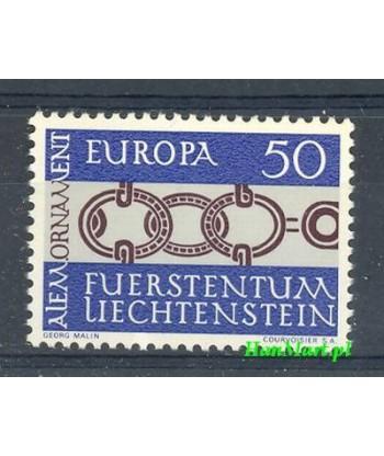 Liechtenstein 1965 Mi 454 Czyste **