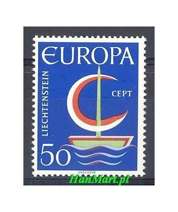 Liechtenstein 1966 Mi 469 Czyste **