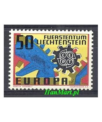Liechtenstein 1967 Mi 474 Czyste **