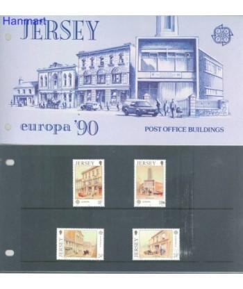 Jersey 1990 Mi 508-511 Czyste **
