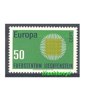 Liechtenstein 1970 Mi 525 Czyste **