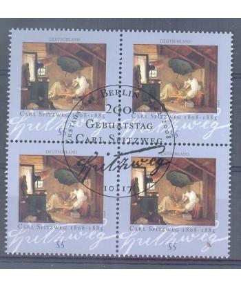 Niemcy 2008 Mi vie 2648 Stemplowane