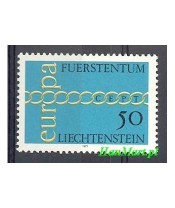 Liechtenstein 1971 Mi 545 Czyste **