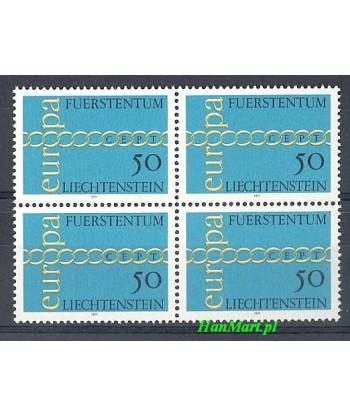 Liechtenstein 1971 Mi vie 545 Czyste **