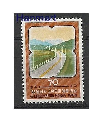 Korea Południowa 1984 Mi 1373 Czyste **