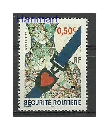 Francja 2004 Mi 3803 Czyste **