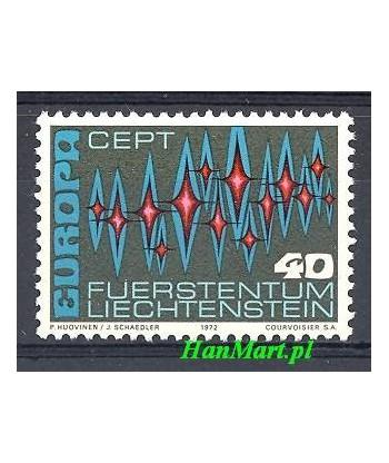 Liechtenstein 1972 Mi 564 Czyste **