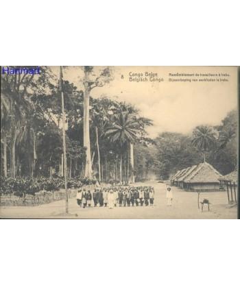 Kongo Kinszasa / Zair  Mi 8 Karty pocztowe czyste