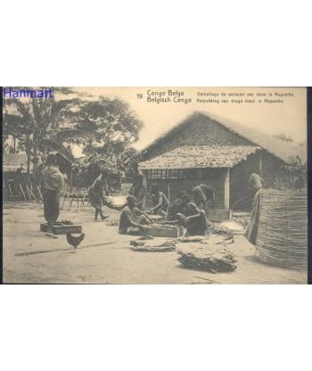 Kongo Kinszasa / Zair  Mi 19 Karty pocztowe czyste