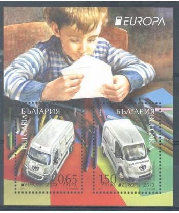 Bułgaria 2013 Mi bl 370 Czyste **