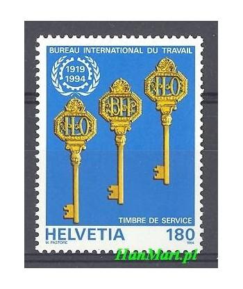 Szwajcaria 1994 Mi 110 Czyste **
