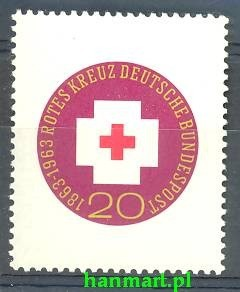 Germany - Federal Republic 1963 Mi...