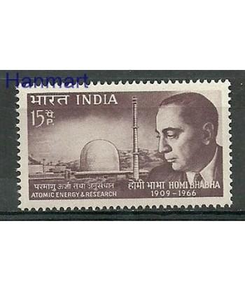 Indie 1966 Mi 414 Czyste **