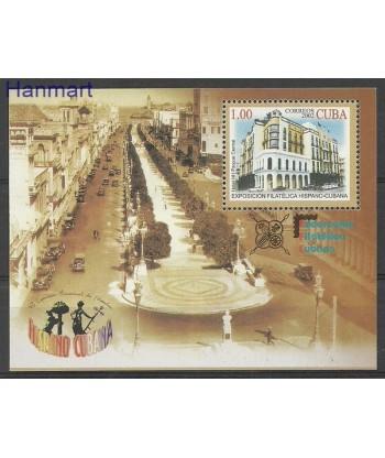 Kuba 2002 Mi bl 170 Czyste **