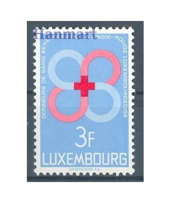 Luksemburg 1968 Mi 778 Czyste **