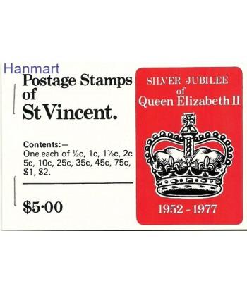 St Vincent 1976 Mi 459-470 Czyste **