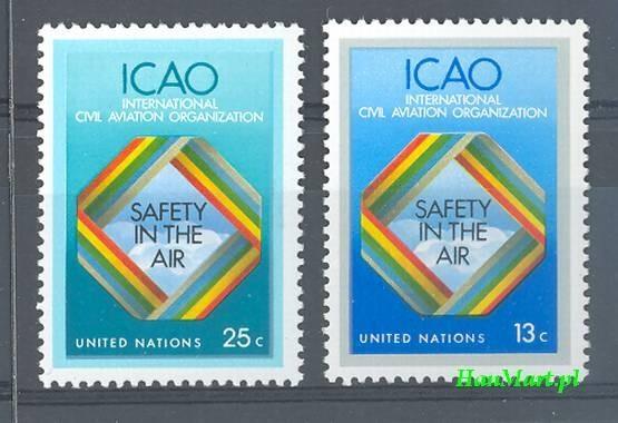 United Nations New York 1978 Mi...