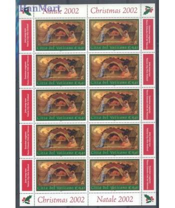 Watykan 2002 Mi ark 1427 Czyste **
