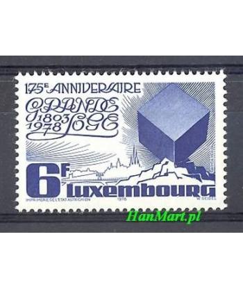 Luksemburg 1978 Mi 975 Czyste **