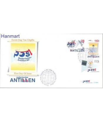 Antyle Holenderskie 1998 Mi 971-973 FDC