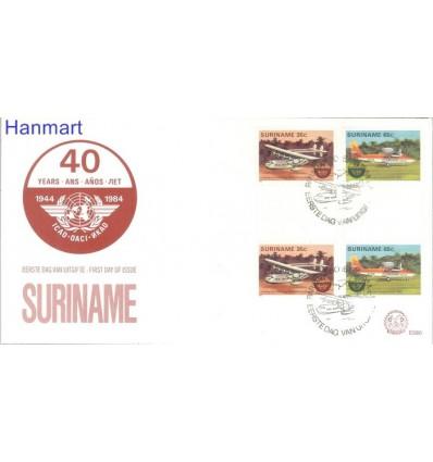 Suriname 1984 FDC