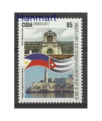 Kuba 2011 Mi 5500 Czyste **
