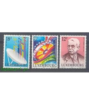 Luksemburg 1990 Mi 1240-1242 Czyste **