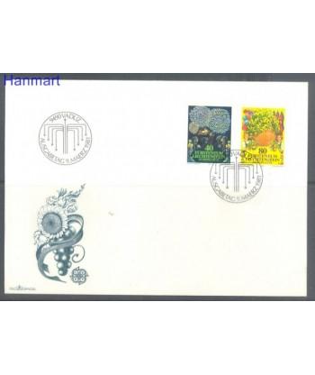 Liechtenstein 1981 Mi  FDC