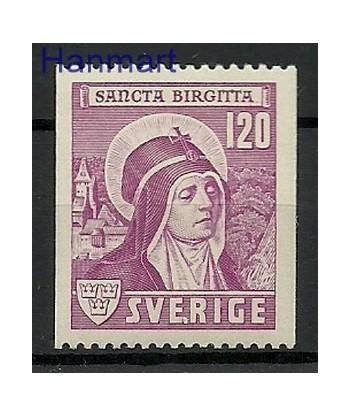 Szwecja 1941 Mi 289C Z podlepka *