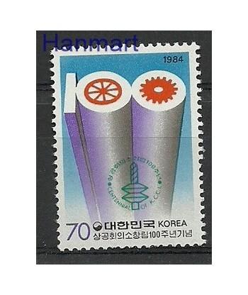 Korea Południowa 1984 Mi 1394 Czyste **