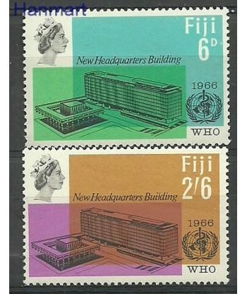 Fidżi 1966 Mi 196-197 Czyste **