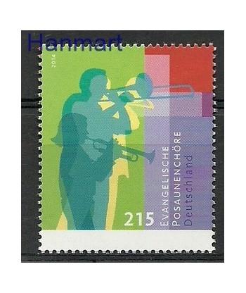 Niemcy 2014 Mi 3065 Czyste **