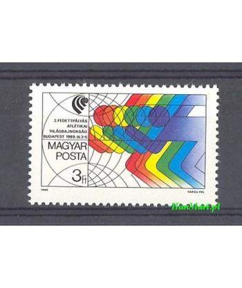 Węgry 1989 Mi 4010 Czyste **