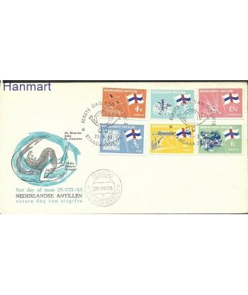 Antyle Holenderskie 1965 Mi  FDC