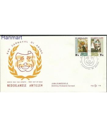 Antyle Holenderskie 1979 Mi  FDC