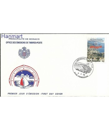 Monako 1998 Mi 2407 FDC