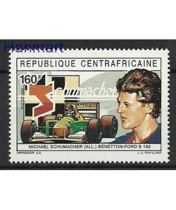 Republika Środkowoafrykańska 1992 Mi 1463 Czyste **