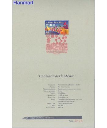 Meksyk 1996 Mi 2565 FDC