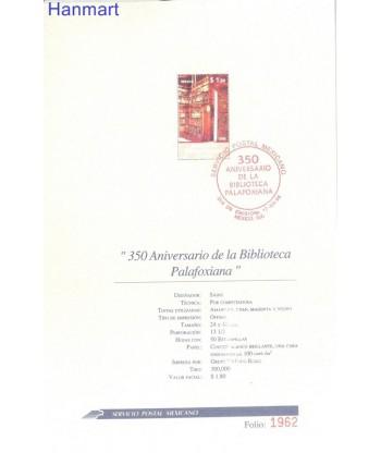 Meksyk 1996 Mi 2615 FDC