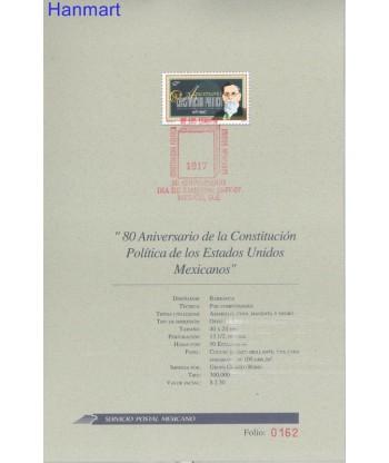 Meksyk 1997 Mi 2633 FDC
