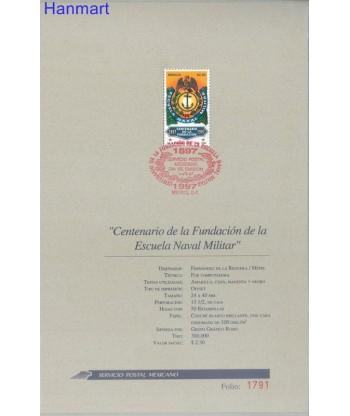 Meksyk 1997 Mi 2642 FDC